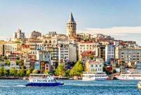 Türkiye'nin ve yatırımın göz bebeği Beyoğlu