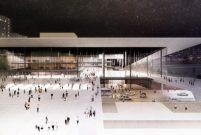 İzmir Opera binası için ikinci ihale yapıldı