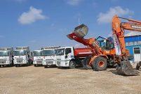 Somali'ye 30 milyon dolarlık inşaat makinesi hibe edildi