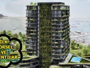 Ataköy Marina Park Rezidans 99'un ilk detayları…
