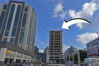 Hasan Faruk Çetinalp Esenyurttaki otelini tamamlıyor