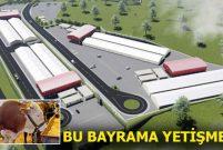 Sancaktepe Paşaköy'e kurban kesim tesisi kuruluyor