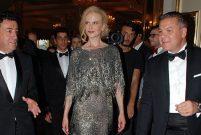 Nicole Kidman The Bodrum by Paramount Hotels açılışındaydı