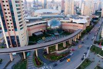 Şehrin en iyi AVM'si Palladium Ataşehir
