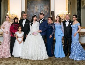 Vedat Aşçı kızı Susanne'a Çırağan Sarayı'nda düğün yaptı