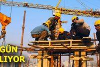 26.5 milyon çalışan için iş güvenliği seferberliği
