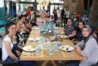 Strada Bahçeşehir annelerin buluşma noktası oldu