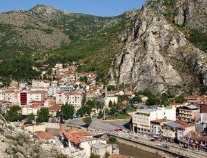 Türk Hava Kurumu Amasya'daki kargir apartmanı satışa çıkardı
