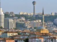 Ankara 4 koldan gelişiyor