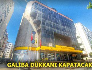Antalya PTT, bir hafta içinde ikinci hizmet binasını satıyor