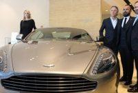 Mesut Sancak 650 bin euroya Aston Martin aldı