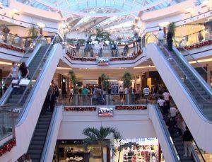 AVM Ciro Endeksi Mart'ta yüzde 7 arttı