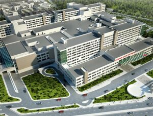Eskişehir Şehir Hastanesi'ne En İyi Sağlık Projesi ödülü