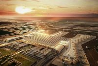 Üçüncü havalimanı dünyanın en büyüklerinden biri olacak