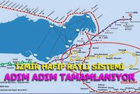İzmir Üçyol Buca Kooperatifi arasına 11 istasyonlu metro