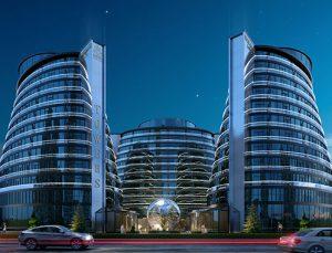 262 Towers projesi görücüye çıktı