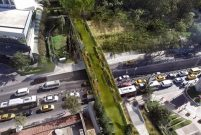 Gezi Parkı ile Maçka Parkı arasına ekolojik yaya köprüsü