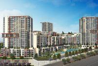 Konut projelerini örnek daireler satıyor