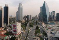 İstanbul'da en yüksek ofis kiraları Levent'te