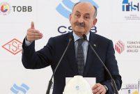 Mehmet Müezzinoğlu: İş kazasında hedef sıfır