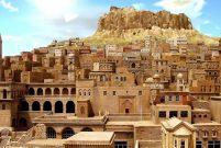 Mardin'deki oteller 4 haftadır yüzde 100 dolu