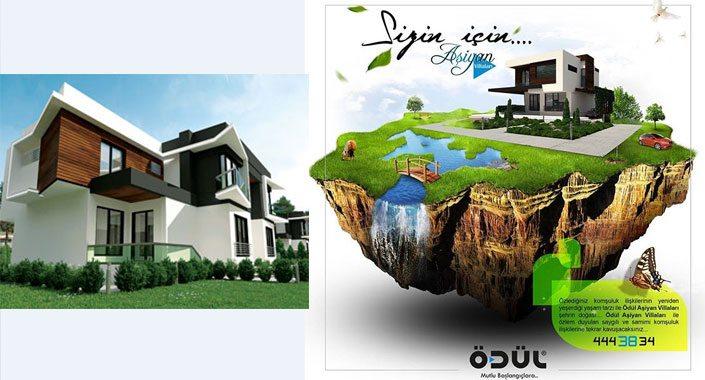 Duran Güven: Kayserililer villa tipi konutları tercih ediyor