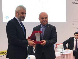 Ordu'ya ulaşım yatırımlarında en başarılı belediye ödülü