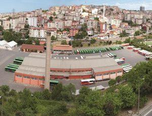 Topkapı'daki eski İETT Garajı'na yurt yapılacak