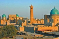 Özbekistan'ın 6 bölgesine 6 bin 400 konut inşa edilecek