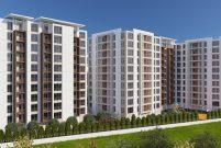 İnsay Yapı'nın Ondörtüç Pendik projesinde kaba inşaat bitti