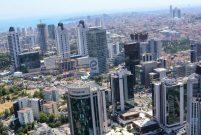 İstanbul'da ofis kiraları yüzde 10 geriledi