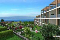 Pruva Mudanya'da deniz manzaralı evler!