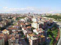 Ankara'da 64.5 milyon TL'ye satılık 15 arsa