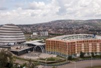 Summa Group Ruanda'daki dev turizm projesini 1 yılda bitirdi