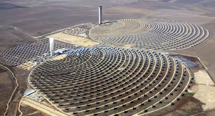 Dünyanın en büyük santrali Abu Dhabi'de yapılacak