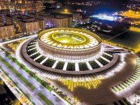 Krasnodar Arena'ya Putin'den tam not