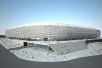 Ankara'nın 80 milyon liralık yeni stadı bu yıl tamamlanacak