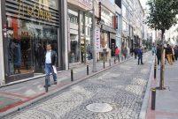 Osmanbey'in boş dükkanlarını Suriyeliler doldurdu