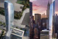 New York Yeni Türkevi Binası lale şeklinde yükseliyor