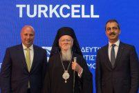 Turkcell'den Rum Okulu'na sosyal tesis