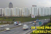 İstanbul'un yeni proje üssü TEM Yolu