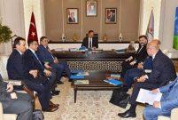 Gayrimenkul sektörü Ankara'ya çıkarma yaptı