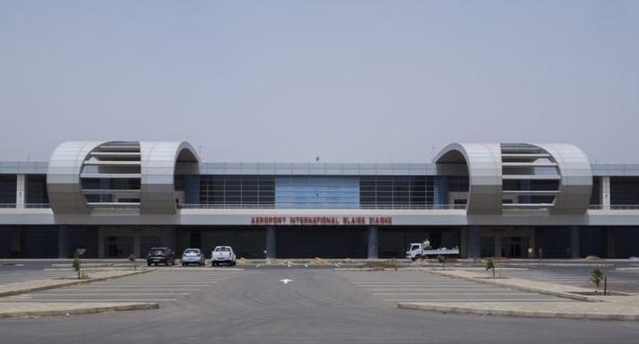 Türkler Dakar'daki havalimanını 8 ayda tamamladı