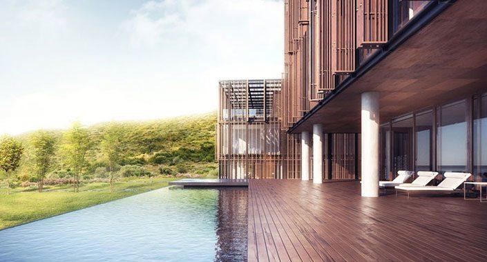 Barbaros Reserve Bodrum Residences'in metrekaresi 5.500 dolar