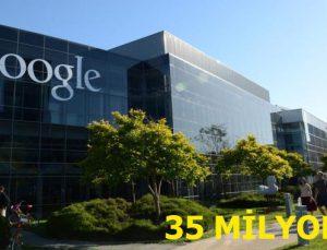 Google, Danimarka'dan 73,2 hektar arazi satın aldı