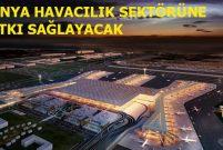 İstanbul Yeni Havalimanı'nın yüzde 52,5'i tamamlandı