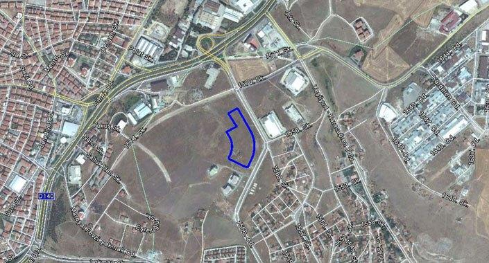 K-G Emlak İnşaat Altındağ'da 238 konut yapacak