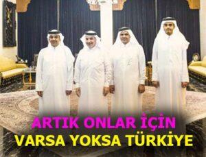 Katarlı Sharaka Holding sadece Türkiye ile iş yapacak