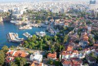 Antalya Defterdarlığı'ndan 9 milyon TL'ye satılık arsa