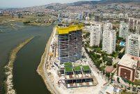 İzmir Körfezi'nin mavisi Doka sarısı ile buluşuyor